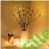 Kép 1/8 - LED faág dekoráció, Elemes
