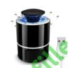 Kép 1/10 - Szúnyog és rovarírtó Led lámpa, elektromos, UV fénnyel, USB töltő