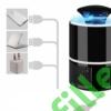 Kép 6/10 - Szúnyog és rovarírtó Led lámpa, elektromos, UV fénnyel, USB töltő