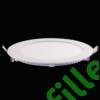 Kép 4/8 - Süllyeszthető led panel 24w kör alakú