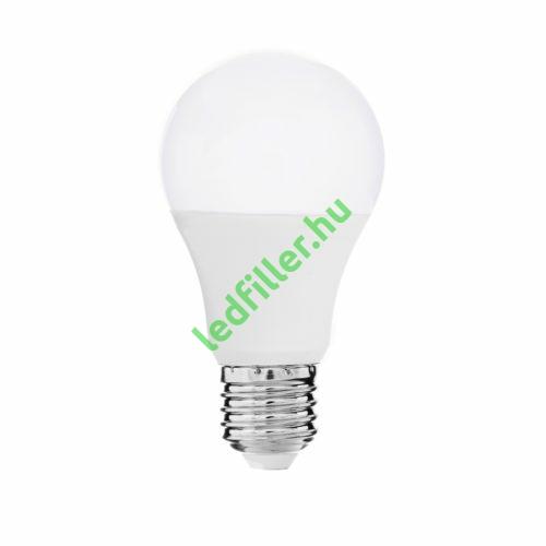 Led izzó 5 W LED Gömb meleg fehér