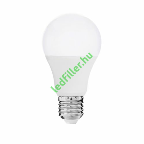 Led izzó 15 W LED Gömb meleg fehér