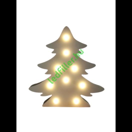 Led dekoráció fa karácsonyi fenyőfa