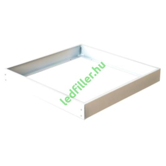 Falon kívüli led panel beépítő keret 600mm x 600mm