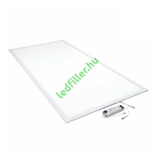 Led panel 68 W, 60x120 hideg fehér