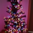 Kép 2/2 - 480 Led-es Karácsonyi petárda fényfüzér, színes, 8 programos