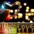 Kép 1/9 - Led Borosüveg dugó, színes
