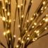 Kép 4/8 - LED faág dekoráció, Elemes