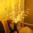 Kép 2/8 - LED faág dekoráció, Elemes