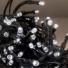 Kép 1/3 - Beltéri led fényfüzér, 120 égős, hideg fehér