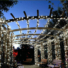 Kép 6/9 - Napelemes 300 LED-es meleg fehér dekorációs fényfüzér, kerti égősor