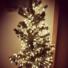Kép 2/2 - 480 Led-es Karácsonyi petárda fényfüzér, meleg fehér