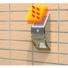 Kép 5/7 - Falra szerelhető, mozgásérzékelős, rozsdamentes acél lámpa