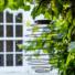 Kép 2/4 - Napelemes spirál kerti lampion, fekete