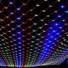 Kép 1/3 - 200 izzós színes LED fényháló, 8 programos